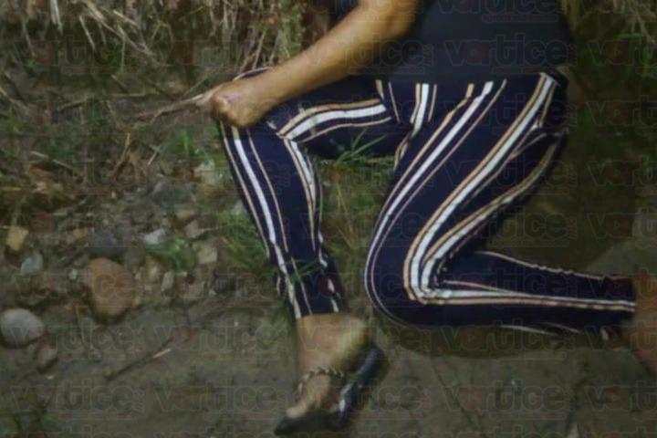 ¡Feminicidio! Localizan cadáver de una joven con dos impactos de bala