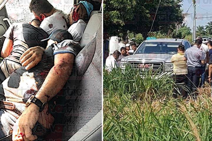 Balacera en Tapachula deja 3 muertos y un herido