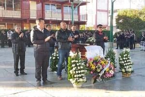 Despiden al profesor Constantino Vázquez, hallado muerto en Zinacantán