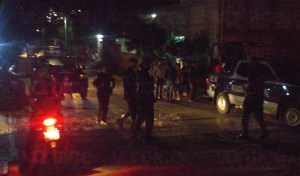 Dos muertos durante ataque armado en Las Granjas; hay un herido más