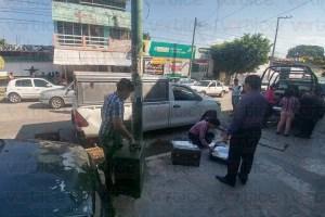 Localizan cadáver putrefacto de joven en el barrio La Pimienta de Tuxtla