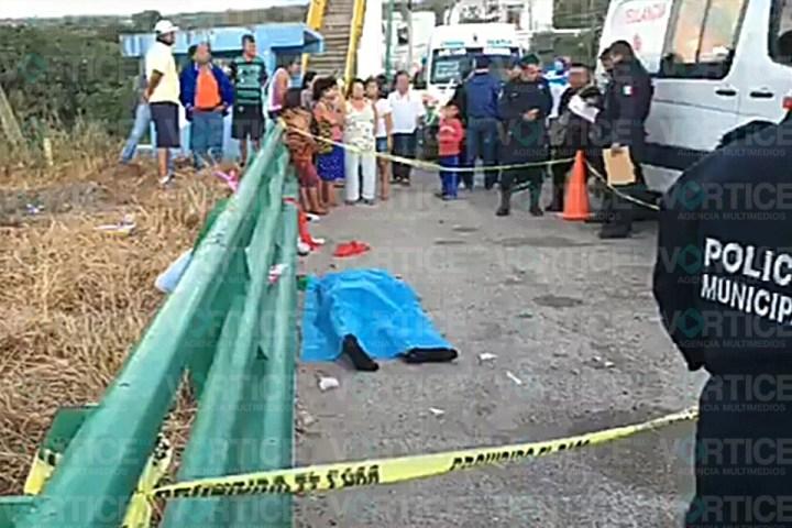Matan a transportista cuando decoraba su unidad para las peregrinaciones