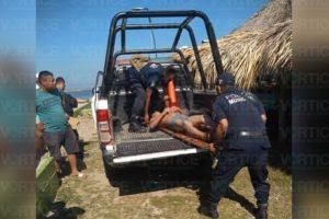 Se ahogó al intentar cruzar el estero en Mazatán