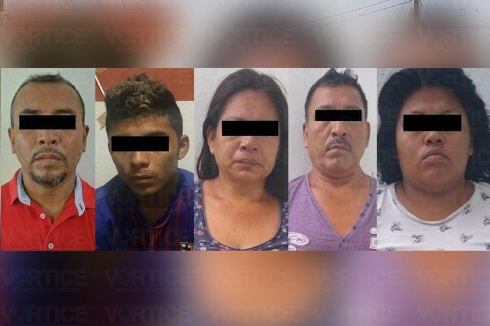 Desarticulan banda de secuestradores que operaba en los Altos de Chiapas