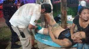 Balean a joven a quemarropa en Chiapa de Corzo