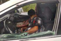 Ejecutan a ocupantes de una camioneta en Las Choapas 2