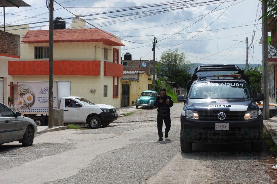 Asaltan camión de Huevos San Juan en Tuxtla