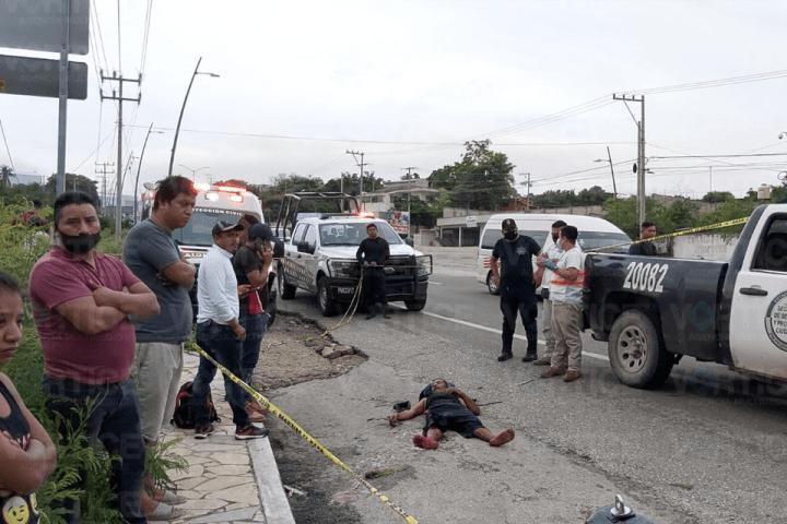 Asesinan a chiapacorceño cuando intentaba robarle su camioneta