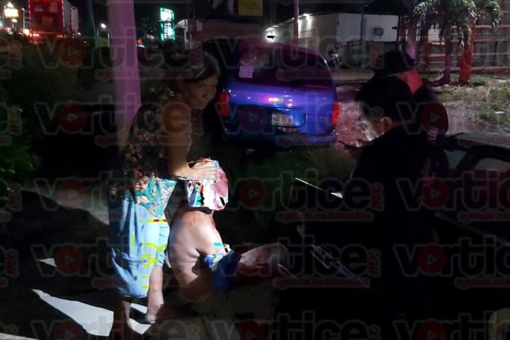 Machetean a vendedor de quesos durante asalto en Tuxtla