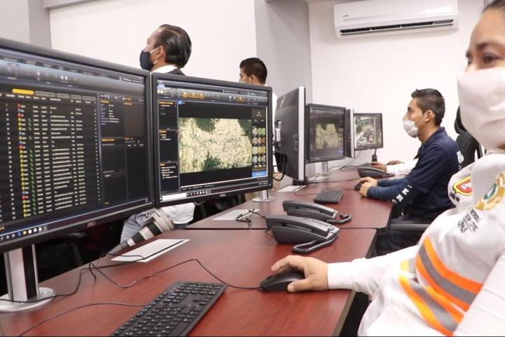 Exhorta FGE a hacer uso responsable del número de Emergencias 911 en Tapachula