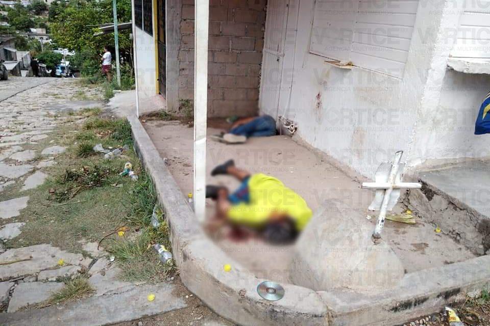 Asesinan a tiros a dos artesanos en Tuxtla; recibieron el tiro de gracia