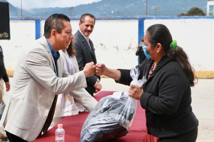 Con la participación ciudadana garantizaremos la paz en Chiapas: Llaven Abarca