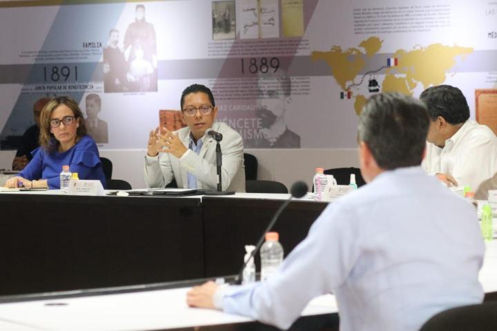En Chiapas se fortalecen las estrategias de prevención y combate del delito: Llaven Abarca