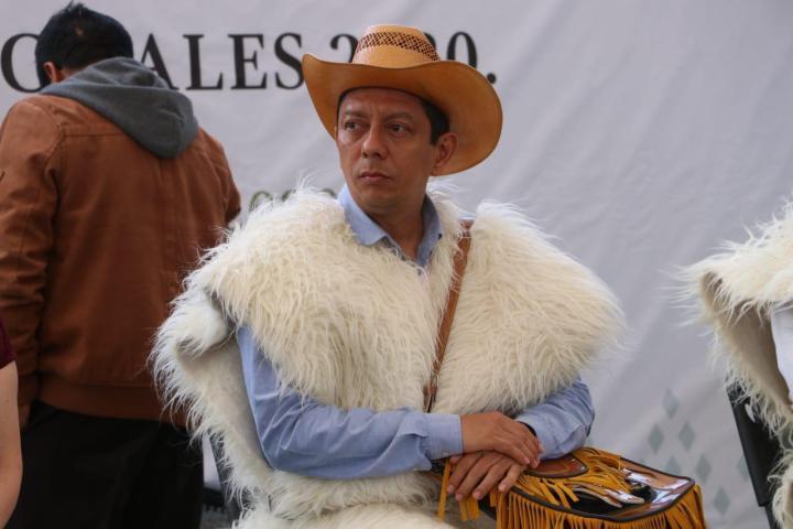 La paz en Chamula se construye respetando la ley: Llaven Abarca
