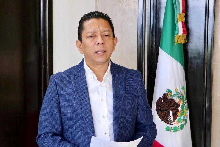 Federación y Estado redoblan esfuerzos para garantizar la paz y la seguridad en Chiapas: Llaven Abarca