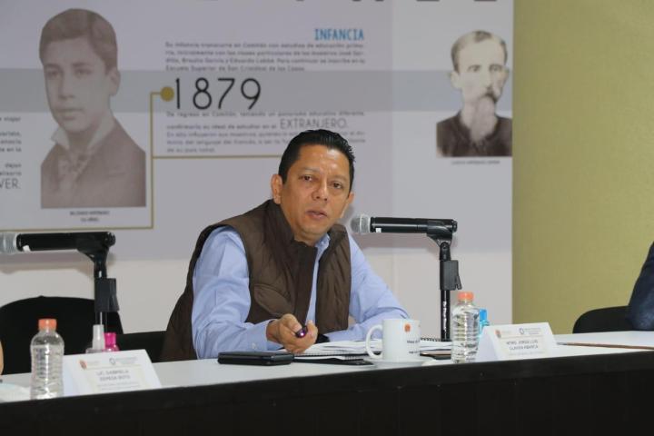 En Chiapas hay un compromiso serio y responsable en el combate al delito: Llaven Abarca