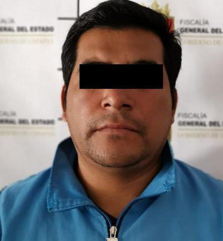 Cumplimenta FGE orden de aprehensión por violación en San Cristóbal de Las Casas