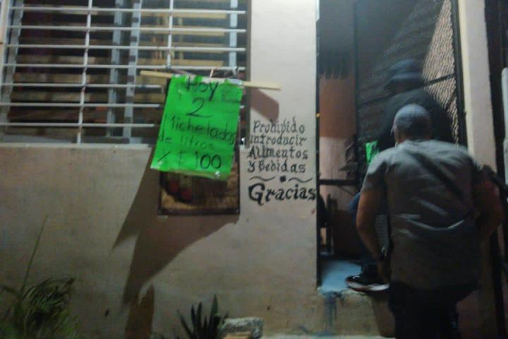 Aseguran cuatro establecimientos en Tuxtla Gutiérrez