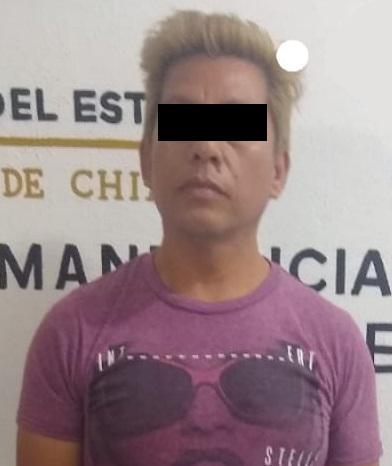 Los detuvieron por corrupción de menores de Chiapa de Corzo