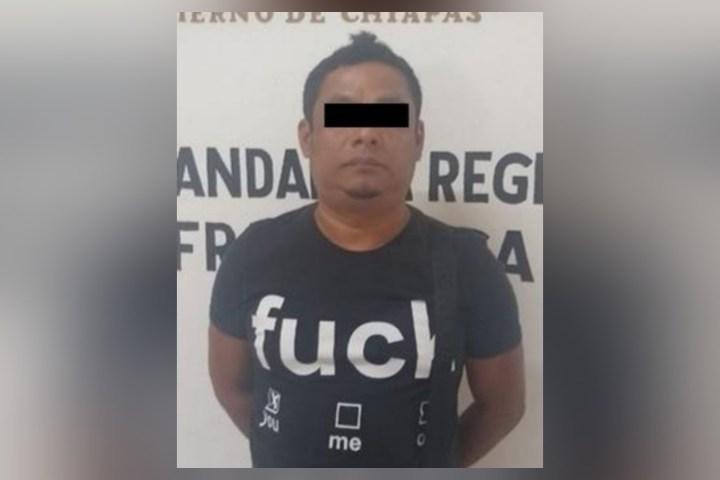 Abusó sexualmente de una menor en Villaflores