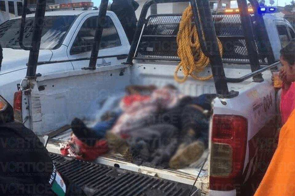 Balacera en Pueblo Nuevo Solistahuacán deja varios muertos y heridos