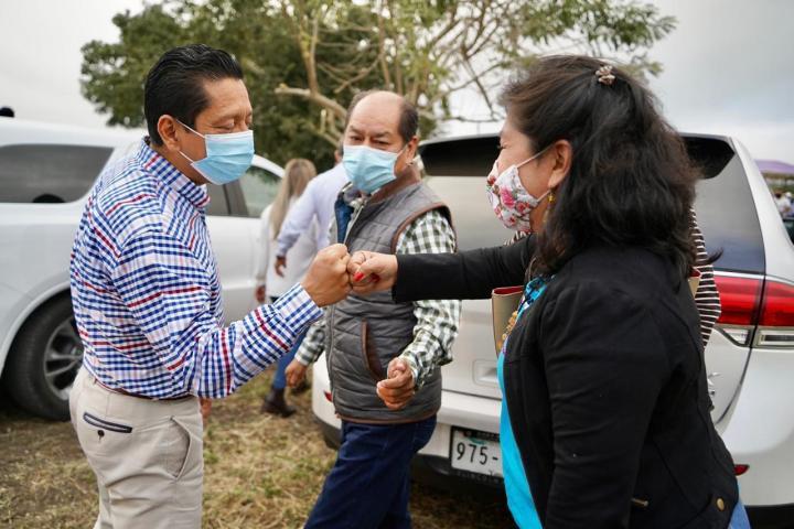 Desde Ocozocoautla llama Llaven a fortalecer el autocuidado para reducir riesgos de contagio por COVID-19