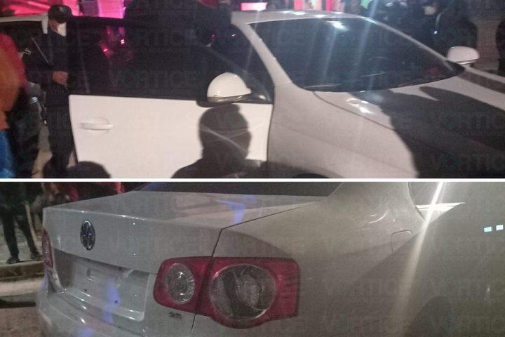 Se desata intensa persecución en San Cristóbal por robo de un vehículo