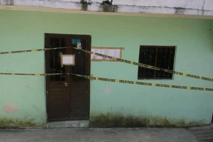 Aseguran vivienda de médico involucrado en el caso de Mariana