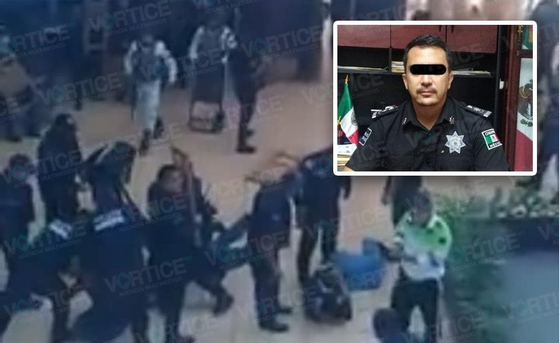 Detiene FGR a exsecretario de Seguridad Pública de Tapachula por tortura