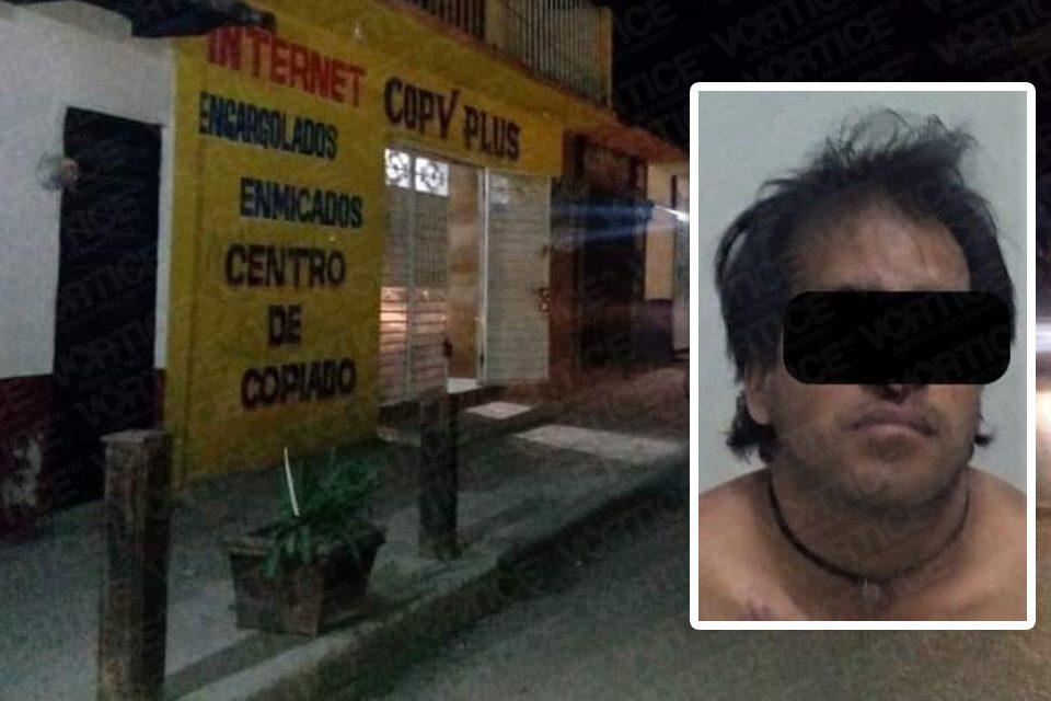 Detienen a presunto violador de mujer embarazada en San Cristóbal