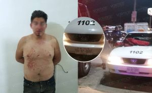 Detienen a taxista en San Cristóbal por presunto ataque sexual
