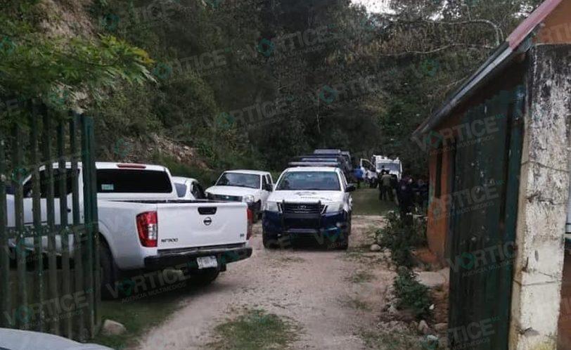 Hallan a joven ahorcada dentro de la reserva Ecológica Huitepec