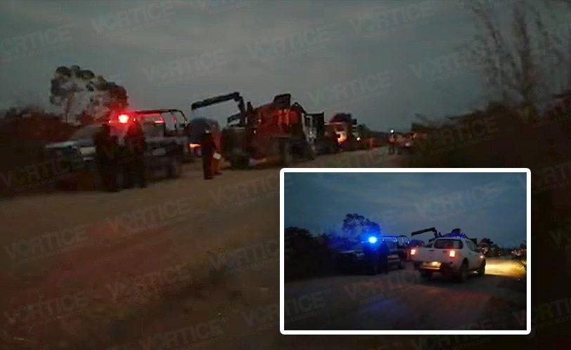 Muere electrocutado operador de una grúa que trabajaba en el Tren Maya