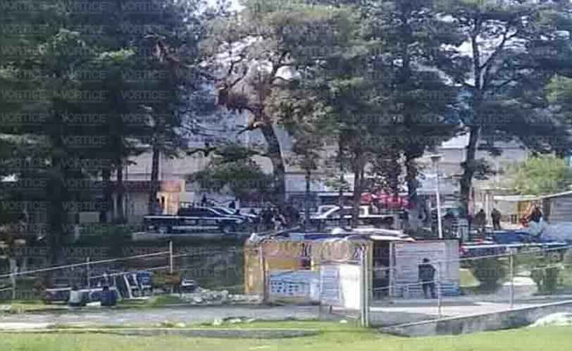 Mueren baleados dos internos del CERSS 5 tras enfrentamiento