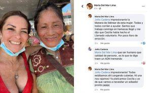 Reconocen solidaridad de chiapaneca durante incendio en Isla Mujeres