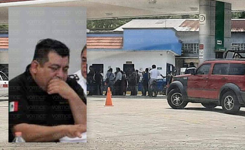 Asesinan a excomandante Santos, exdirector de la PEP en Chiapas