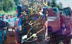 Asesinan a una mujer frente a su hijo, en Zinacantán