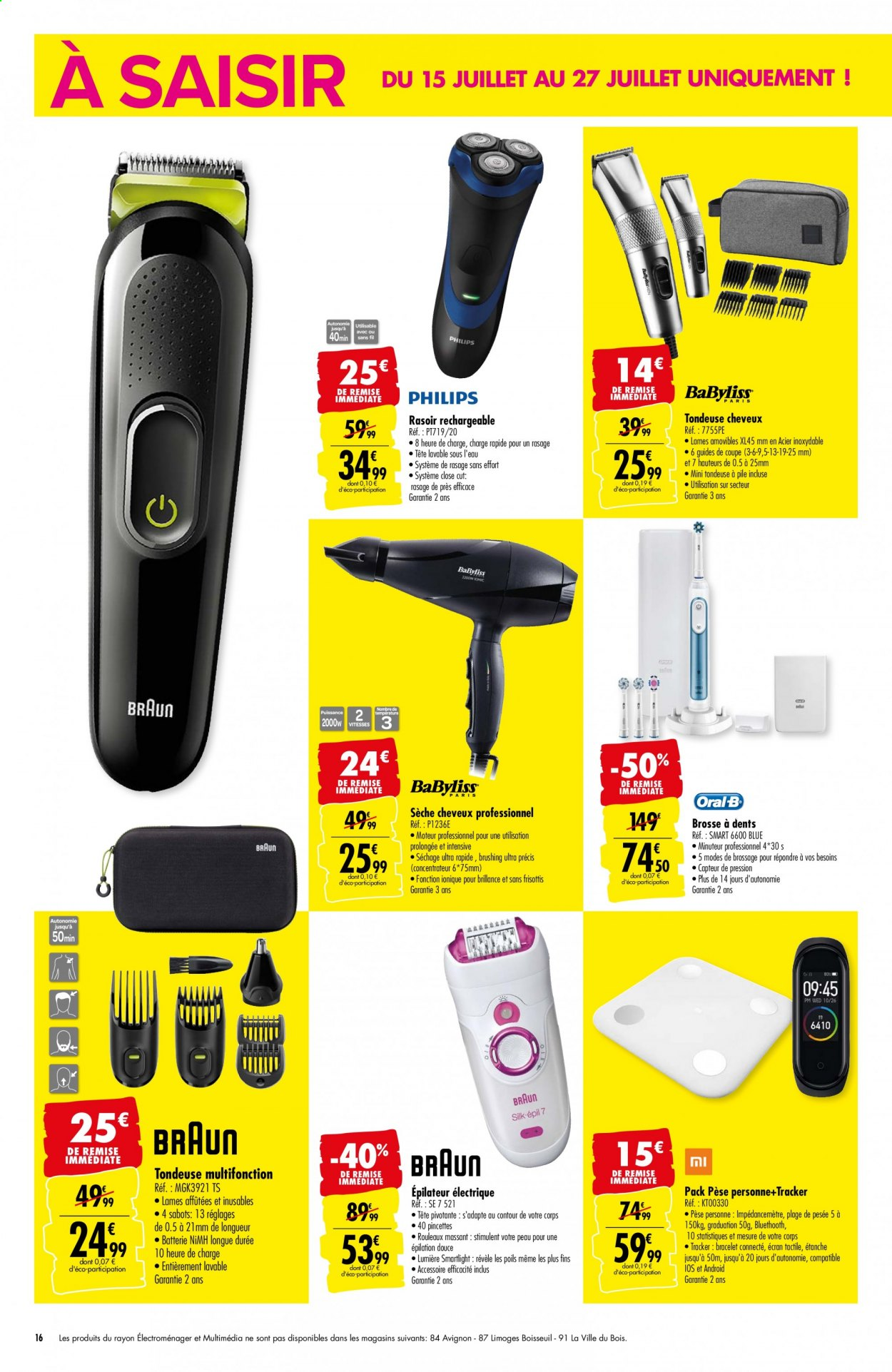 Catalogue Carrefour 15 07 2020 27 07 2020 Page 16 Vos Promos