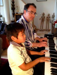 Sébastien et son père