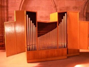 Orgue de choeur cathédrale
