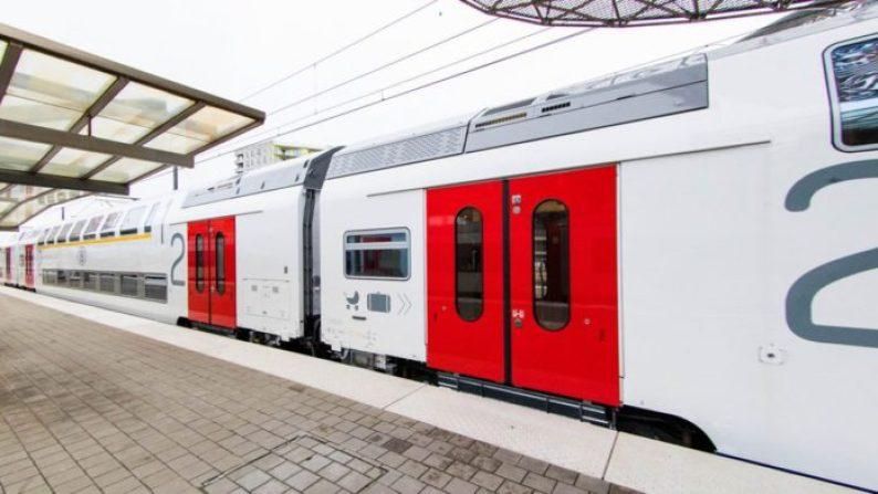 4 Passengers Threaten To Blow Up Belgian Train Unless 'Cancer Jews' Get Off 1