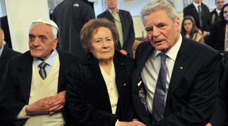 6 Prominent Holocaust Survivors Have Died In Europe Over The Past Month 1