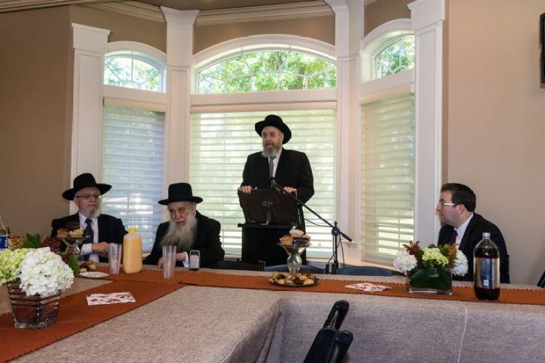 Larger Than Life – Sheloshim Of Rabbi Sheftel Neuberger 15