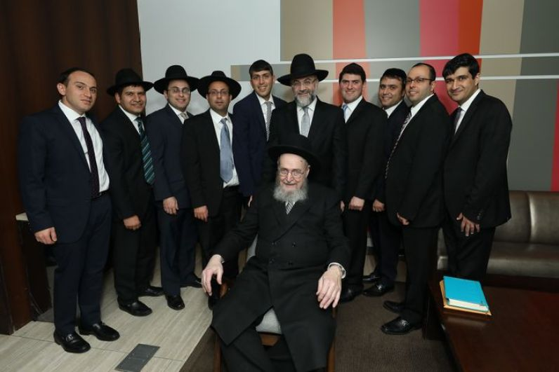 Larger Than Life – Sheloshim Of Rabbi Sheftel Neuberger 20