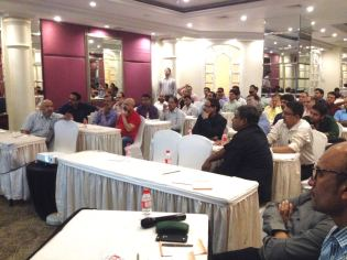vos nagpur 4th monthly clinical meet - 10th august 2018 9
