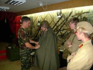 Мероприятия по героико-патриотическому воспитанию молодежи