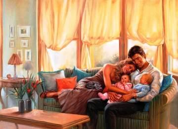 Задачи семейного воспитания
