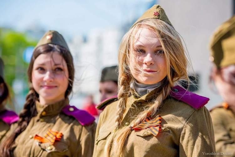 Военно-патриотическое воспитание молодежи