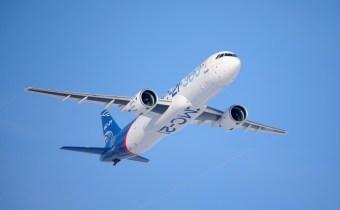 Премьера самолёта МС-21-300 на МАКС-2019