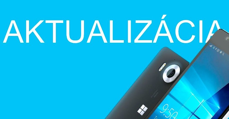 aktualizacia windows 10 mobile